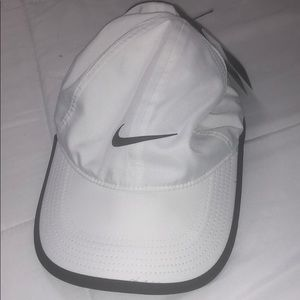 New unisex white nike hat